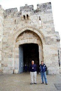 Portão Jaffa - Jerusalem