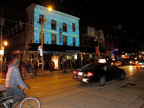 Drake Hotel na Queen St West