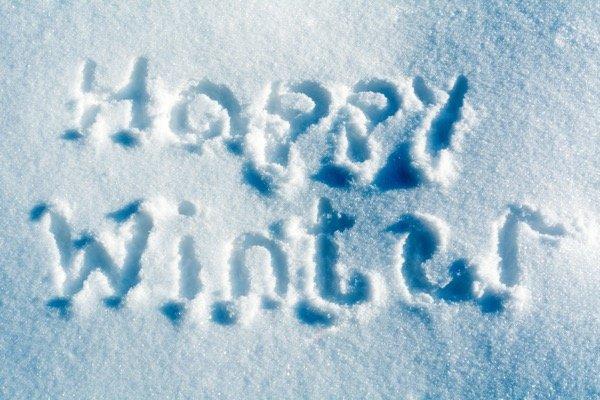 Depressão do Inverno - seja feliz